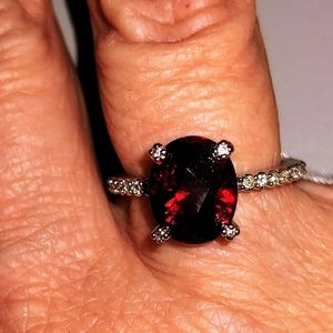 Avon Jewelry - Gorgeous Red Ring